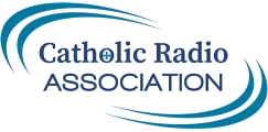 Catholic Radio Association Retina Logo